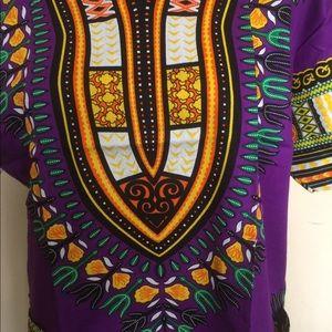Tops - Brand New Dashiki Shirt